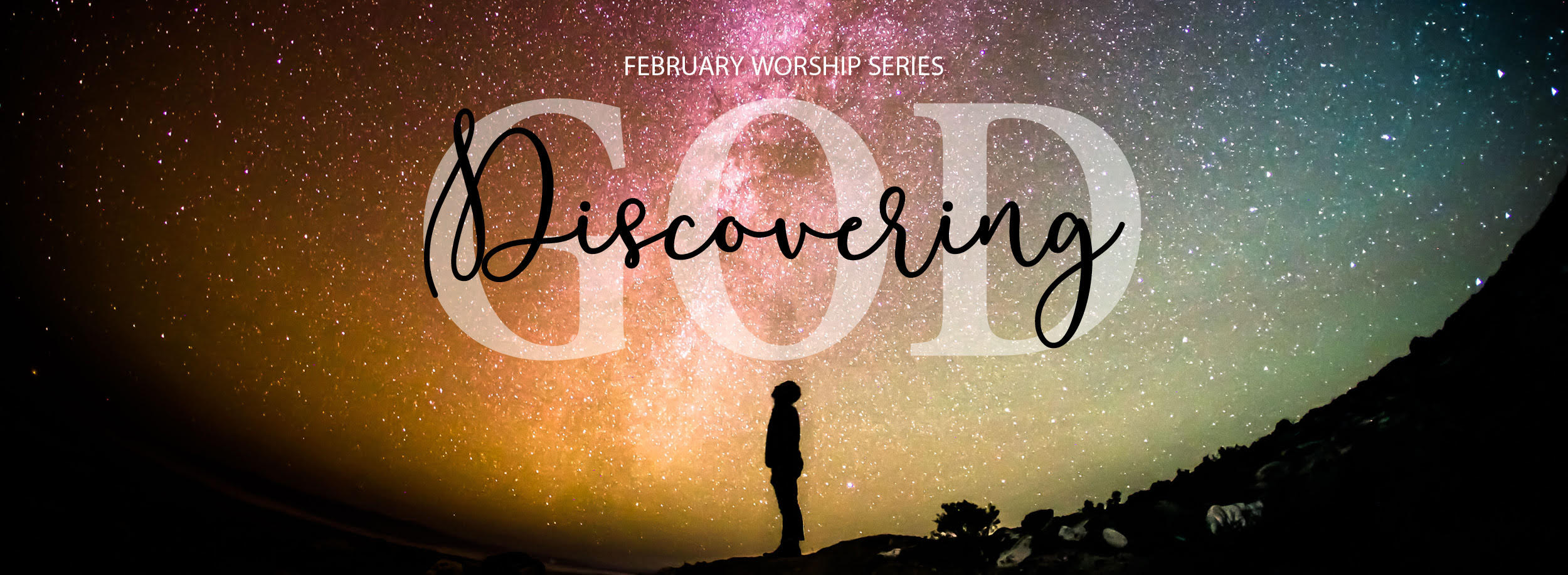 Discovering God Image