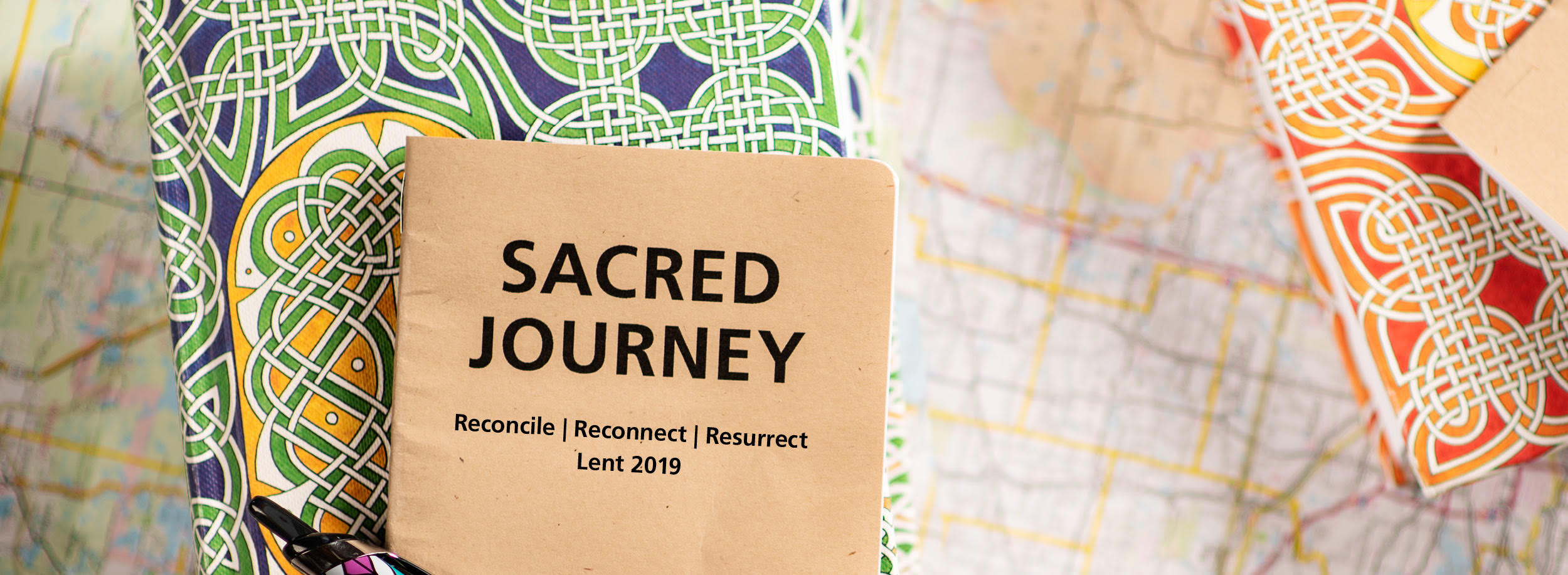 Sacred Journey Slider